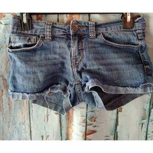🎈Denim Shorts Juniors size 3